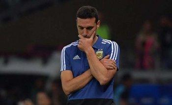 """El increíble detalle """"mufa"""" del vestuario argentino en Alemania   Selección argentina"""