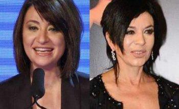 María Laura Santillán y Mónica Gutiérrez, en su peor momento de rating | Televisión