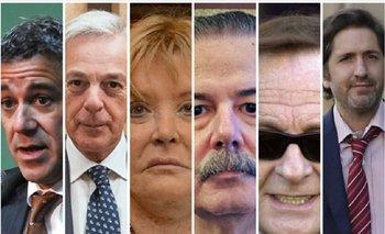 Quiénes y qué causas tienen los jueces que el Gobierno habría espiado   Exclusivo