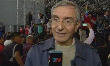 Nelson Castro dio positivo de coronavirus   Coronavirus en argentina