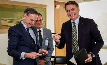 Bolsonaro anunció cierre de empresas en Argentina pero lo borró | Jair bolsonaro