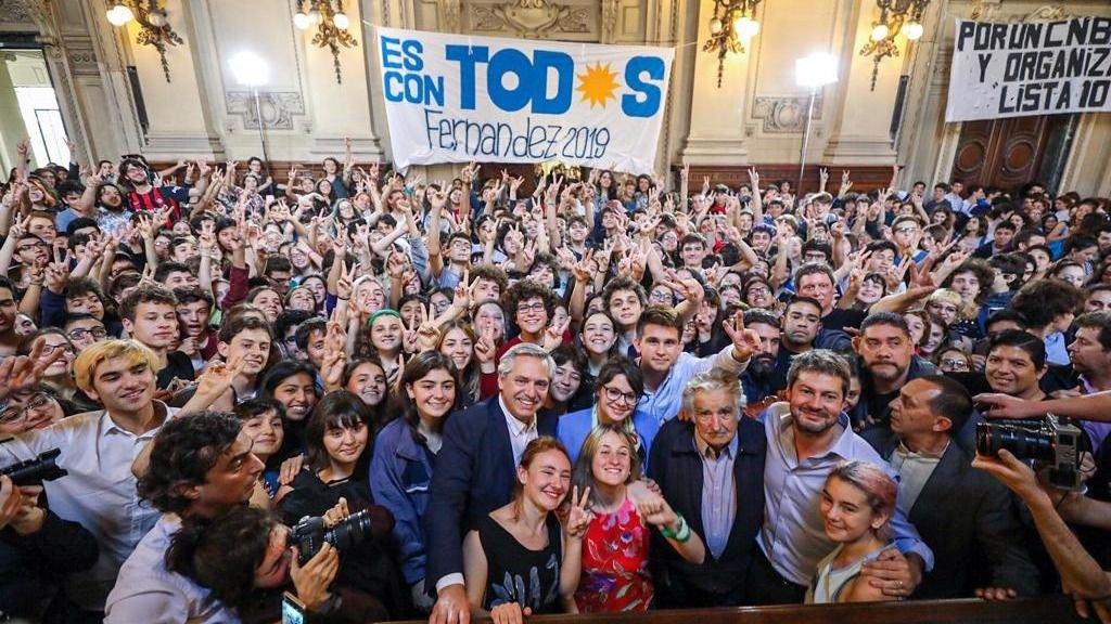 Alberto Fernández anunció la creación del ministerio de la Mujer