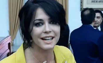 Escándalo institucional en Paraguay con Pamela David   | Pamela david