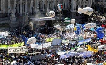 El Gobierno avaló la creación de tres nuevos sindicatos | Alberto presidente