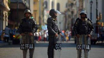 Ecuador: Lenin Moreno declara el toque de queda y militariza Quito | Ecuador
