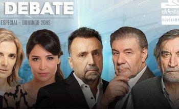 Así será la cobertura del Debate Presidencial en El Destape | Debate presidencial