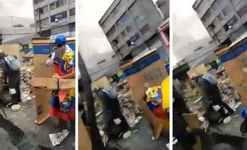 Video impactante: Francotirador asesina a un manifestante en Ecuador | Toque de queda en ecuador
