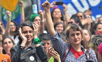 Macri subejecutó el presupuesto en violencia de género  | Ajuste