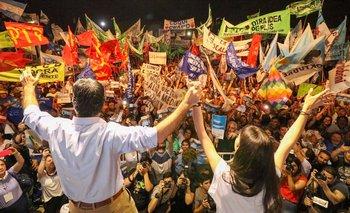 Contundente triunfo de Jorge Capitanich en Chaco | Elecciones 2019