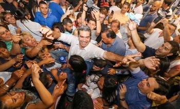 Capitanich se impone por amplio margen en las elecciones de Chaco | Elecciones en chaco