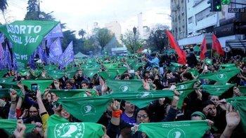 Cerca de 500 mil personas cierran el Encuentro Nacional de Mujeres   Encuentro plurinacional