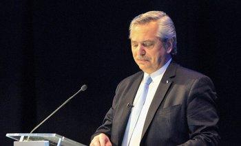 Alberto F. volvió a apoyar la legalización del aborto  | Alberto presidente