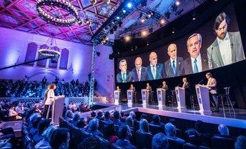 El cruce entre Macri y Alberto que cerró el primer debate | Debate 2019