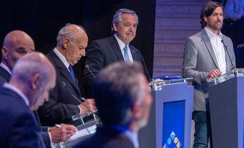 El guiño inconfundible de Lavagna a Alberto Fernández  | Debate 2019