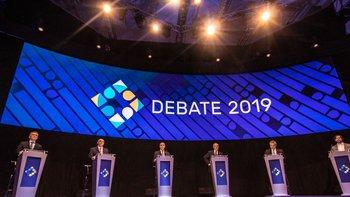 Alberto Fernández quedó como el ganador del debate y Macri, el menos creíble | Debate 2019