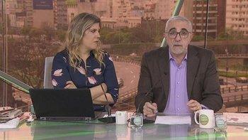 """Canaletti estalló en vivo: """"Son tan forros""""   Elecciones en boca"""