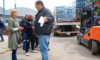 Ante la pobre ayuda de Vidal, La Matanza encabeza un operativo de emergencia por el temporal | Buenos aires