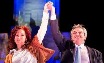 Cristina y Alberto Fernández encabezan el Día de la Lealtad en La Pampa | 17 de octubre