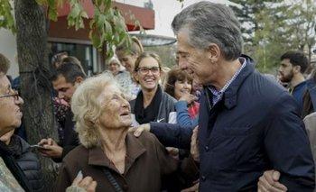 Macri celebró la medida que eliminó la moratoria jubilatoria   Jubilados