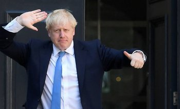 Boris Johnson empeoró y fue trasladado a terapia intensiva | Boris johnson