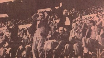 Día de la lealtad: ¿de qué club de fútbol era Juan Domingo Perón?   17 de octubre