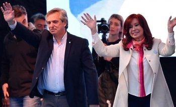Alberto Fernández defendió a CFKy criticó al FMI  | Deuda externa