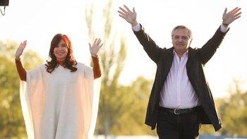Alberto Fernández celebró el 17 de octubre en unidad | 17 de octubre