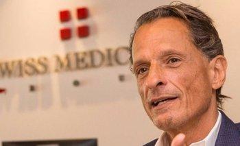 El CEO de Swiss Medical dijo que podría votar a Alberto | Elecciones 2019