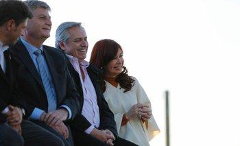"Cristina Kirchner caracterizó el accionar del Gobierno como ""psicópata"" | 17 de octubre"