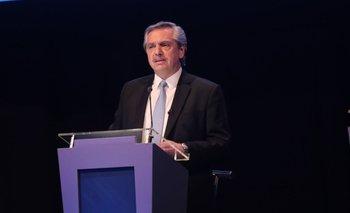Alberto salió con los tapones de punta contra Macri en el debate | Debate 2019