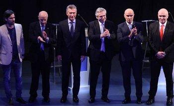 Según una encuesta, Alberto Fernández ganó el segundo debate  | Debate 2019