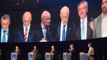 Cómo fue el rating de los canales que transmitieron el Debate  | Debate 2019