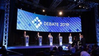 El debate 2019 desde adentro: todo lo que no se vio | Debate 2019