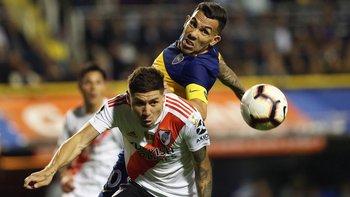A pesar de perder, River eliminó a Boca y es finalista de la Copa Libertadores | Superclásico