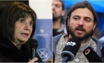 "Grabois desmiente a Bullrich: ""Es mentirosa o inútil"" | Juan grabois"