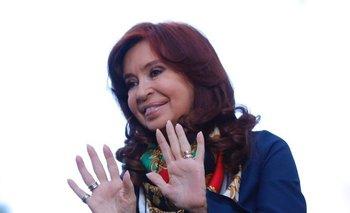 Cristina bailó y lloró en el acto de Axel en La Plata | Elecciones 2019