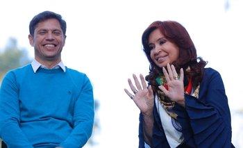El divertido diálogo de CFK con la militancia en La Plata | Cristina kirchner