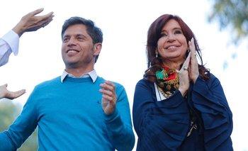 Video: las mejores imágenes del cierre de campaña de Kicillof y Cristina  | Elecciones 2019