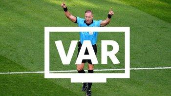 El insólito video que se filtró en medio del VAR en Israel   Fútbol