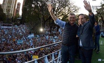 Sin propuestas, Macri cerró la campaña con ataques a Alberto Fernández | Elecciones 2019