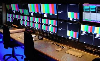 Por el paro en la televisión, los canales interrumpen su programación  | Televisión