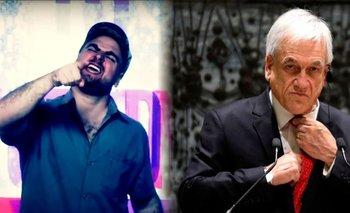 Chile: Daniel Devita destroza a Sebastian Piñera   | Chile