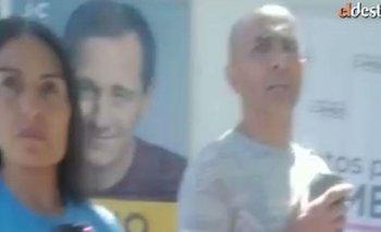 Filman infraganti a militantes de Juntos por el Cambio rompiendo la veda electoral | Julio garro