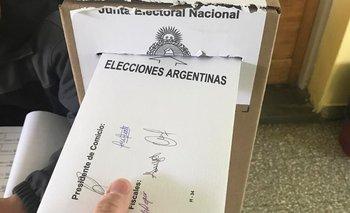 Boca de urna: el viral que se difundió en WhatsApp y redes | Elecciones 2019