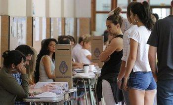 Cerraron los comicios: votó más del 80% del padrón | Elecciones 2019