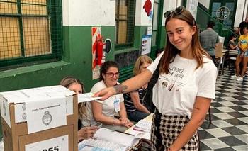 ¿A Macri o a Alberto?: Nai Awada contó a quién votó | Elecciones 2019