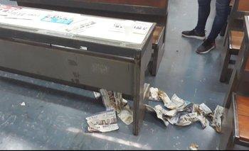 Un cordobés defecó dentro del cuarto oscuro y se limpió con las boletas de Lavagna | Elecciones 2019