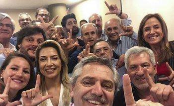 Todos festejó cantando contra Mauricio Macri  | Elecciones 2019