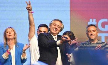 Alberto ratificó su aplastante victoria en Buenos Aires | Elecciones 2019