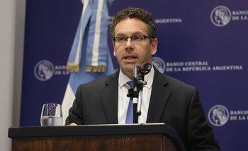 Guido Sandleris presentó su renuncia al Banco Central   Se fue